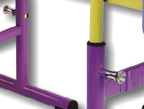 Detaliu sistem de reglare Set-VEGA-violet