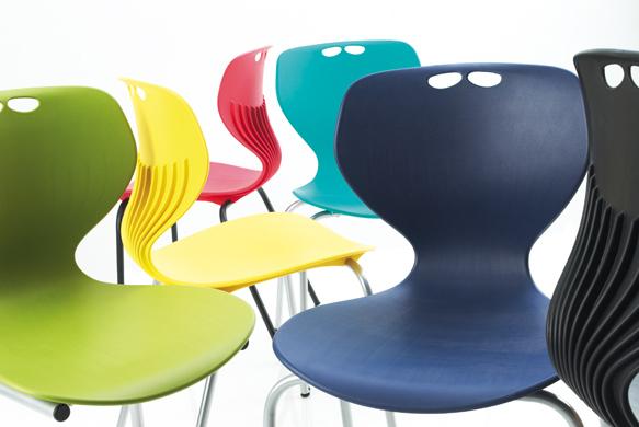 Scaun ergonomic10G MATTE -culori
