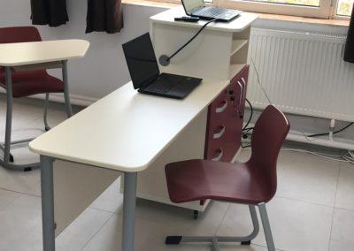 Mobilier scolar - Catedra MATTE Ecta Premium