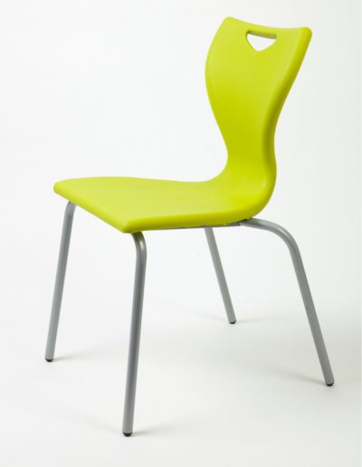 Scaun Optim Matte Verde Lime