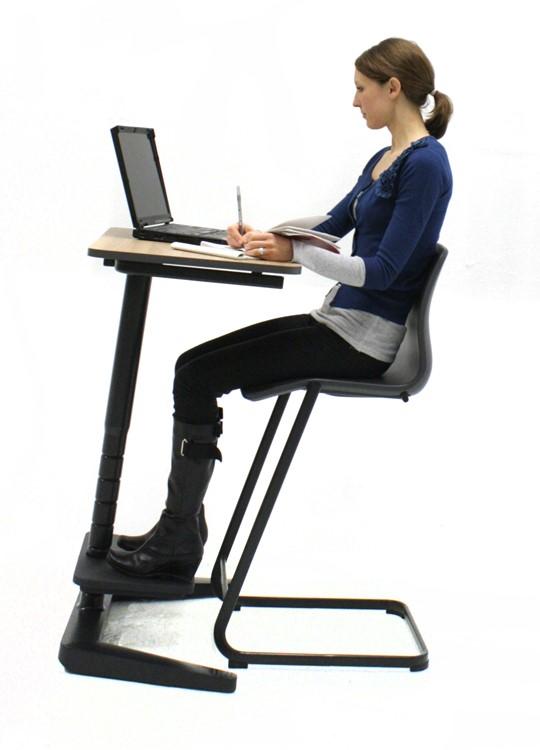 Pozitia ergonomica la masa