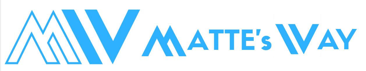 Matte's Way logo