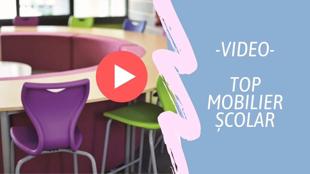 Acces la video modele de mobilier școlar